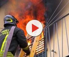 Calabria, donna muore bruciata dentro casa. (foto di repertorio)