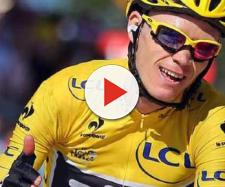 Chris Froome, capitano del Team Sky