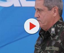General Walter Braga Netto se pronuncia sobre a situação no Rio de Janeiro
