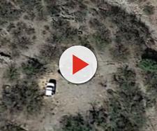 Il misterioso oggetto visibile su Google Earth