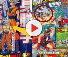 La nueva transformación de Goku, Ultra Instinto Blanco.