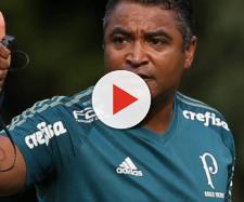Roger Machado, técnico do Palmeiras. (Foto Reprodução).