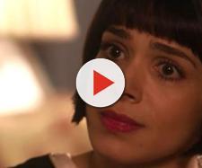 Sabrina Petraglia sofre abuso sexual em novela das seis da Globo