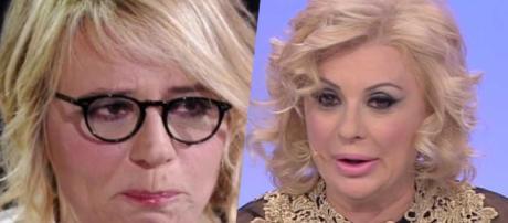 Maria De Filippi rimprovera Tina Cipollari: ecco cos'ha detto a UeD
