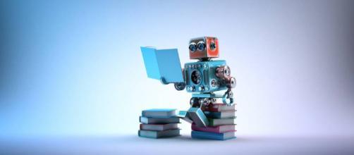 Ahora los robot dedicados a la lectura.