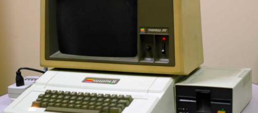 Así se veía nuestra amiga la computadora años atrás.