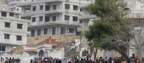 CNA: Madaya, nueva manipulación mediática contra Siria con la ... - blogspot.com