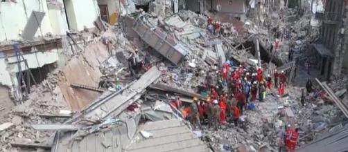 Grave terremoto en México, de grado 7,2