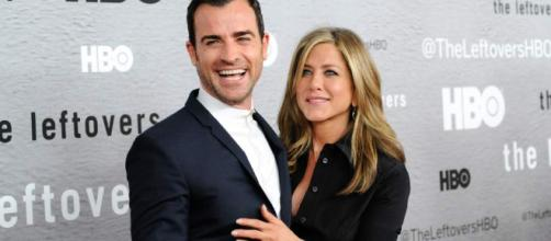 Jennifer Aniston y Justin Theroux ya no estan juntos