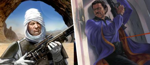 """""""Lando: Doble o nada"""" está avecinandose y parece ser una buena mini serie"""