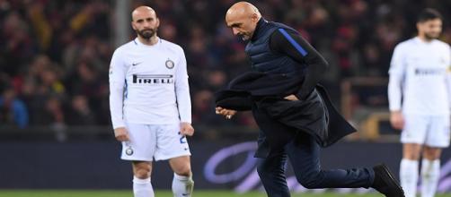L'Inter crolla a Genova con il Genoa