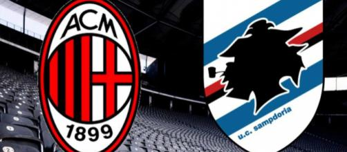 Milan-Sampdoria, posticipo 25^ giornata Serie A 2017-2018