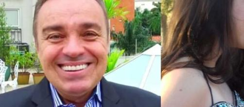 O apresentador comemorou a formatura de suas filhas. (Reprodução - Instagram).