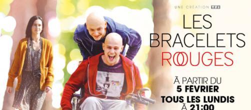 """TF1 lance sa nouvelle série """"Les bracelets rouges"""" le 5 février ... - telestar.fr"""