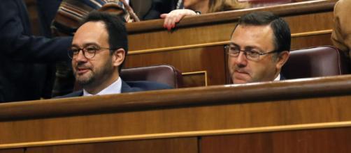Toxo exige al número dos del PSOE en el Congreso que dimita por ... - infolibre.es