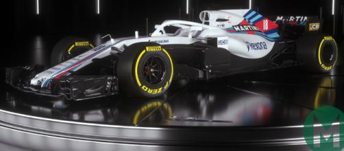 Williams unveils 2018 F1 car - motorsportmagazine.com