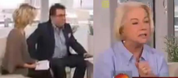 Bożena Dykiel w programie TVN (youtube.com).