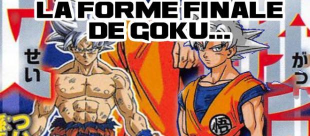 DBS : La forme finale de Gokû, Super Saiyan White / Ultra Instinct Maîtrisé !