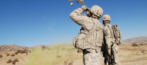 EUA denunciados ao Tribunal de Haia por crimes de guerra no Afeganistão - U.S. Army photo by Spc. Micah E. Clare https://goo.gl/z3bvRh