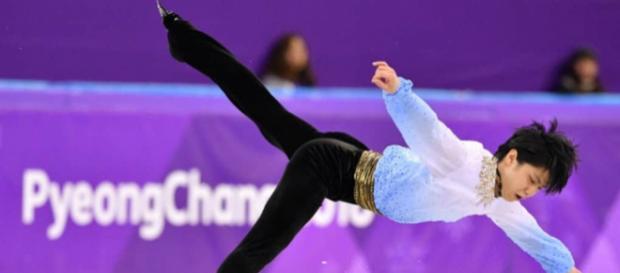 Le patineur Yuzuru Hanyu double la mise