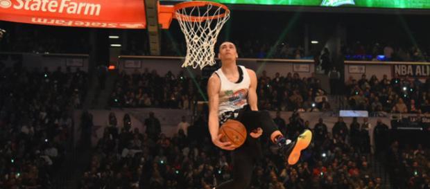 LeBron tiene claro a sus favoritos para el Slam Dunk 2018