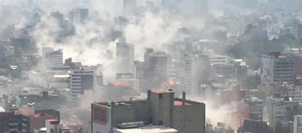 Por qué se producen tantos terremotos en México - Mundo - Diario ... - lainformacion.com