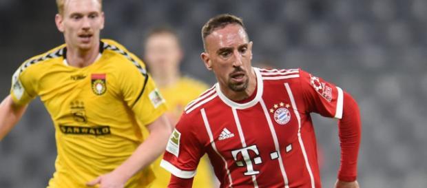 Ribéry kämpft um einen neuen Vertrag (Quelle: abendzeitung-muenchen.de)