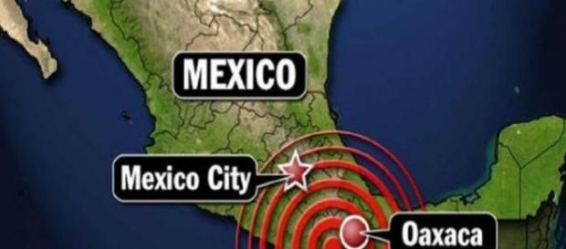 Tiembla al sur de México, en la Costa de Oaxaca