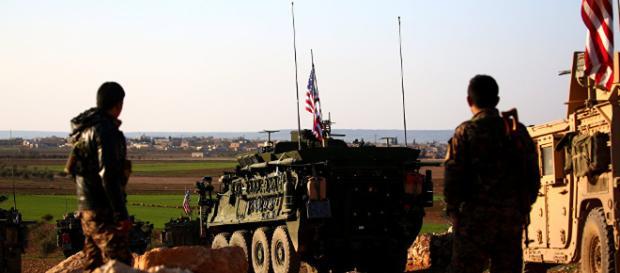 Turquía advierte del peligro para los militares de EEUU en Siria ... - sputniknews.com