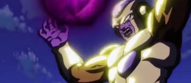 `Freezer Dorado´ en Dragon Ball