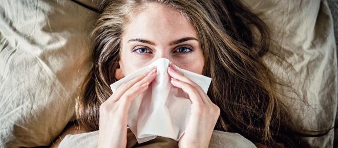 Alimentos para prevenir y combatir resfriados.