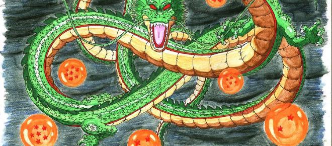 Conoce a `Shen Long de Dragon Ball´