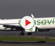 Aereo Transavia costretto ad atterraggio di emergenza