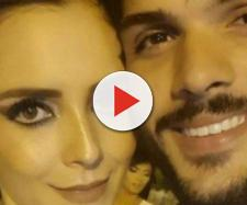 Noiva de Lucas posta indireta para o casal com Jéssica no BBB18. (Foto Reprodução).