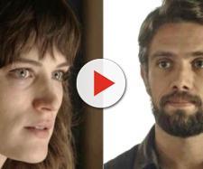 Renato revela que foi Sophia quem o ajudou a trabalhar no hospício em O Outro Lado do Paraíso (Foto: TV Globo)