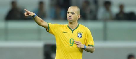 Diego Tardelli dejó muy claro sus deseos como futbolista