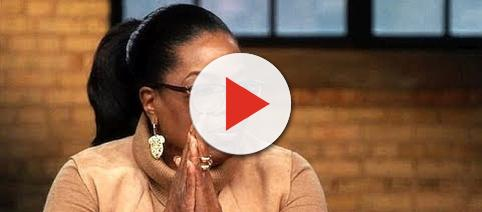 "Donald Trump calls Oprah Winfrey ""insecure"" over ""60 Minutes"" interview [Image: AU Showbiz/YouTube screenshot]"