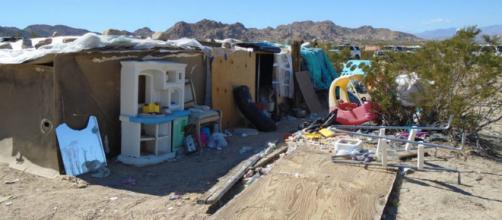 3 Children Found Living In A Box In Joshua Tree, Parents Arrested ...(Image via Fox News/Youtube)