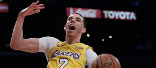 A pesar de ser una futura promesa para los Lakers, Lonzo podría quedar fuera