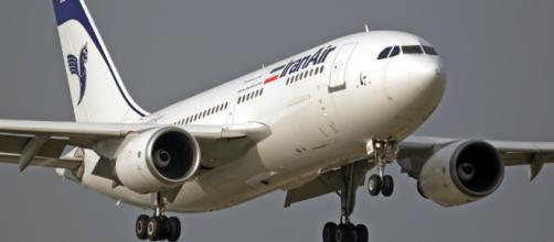 After deal, Rouhani says Iran may soon buy planes | (Image via timesofisrael.com)