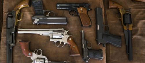 Alcune Pistole e revolver di Scott Porter