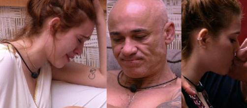 Ayrton e Ana Clara voltam a protagonizar cenas polêmicas no BBB18