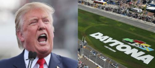 Donald Trump on NASCAR, via Twitter