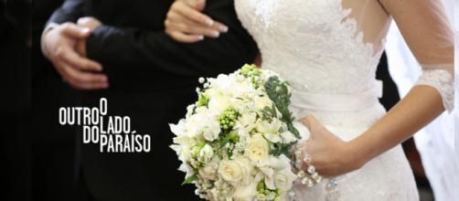 Ela esperará o momento certo para desmascarar o noivo. (Reprodução/Web)