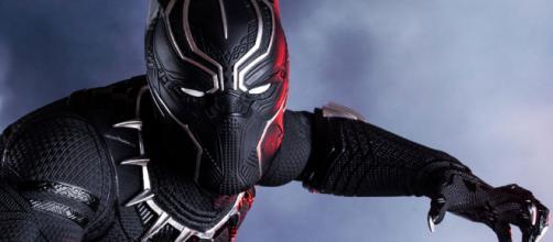 Estatua Marvel Black Panther Polystone de Iron Studios | Sideshow ... - sideshowtoy.com
