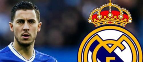 Hazard pretendido nuevamente por el Madrid