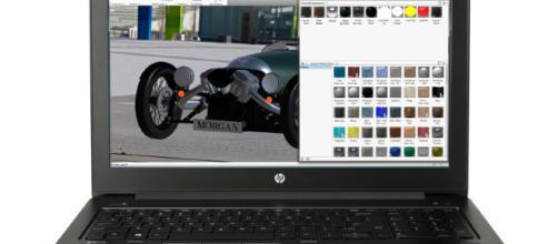 HP ZBook 15 G4 una buena portátil.