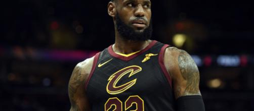 LeBron James certainly doesn't look fazed by Laura Ingraham's ... - usatoday.com
