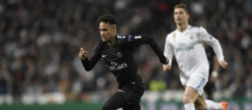 Neymar é a estrela maior do PSG