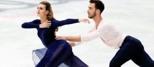 pareja que hizo historia en el patinaje artístico sobre hielo - com.pa